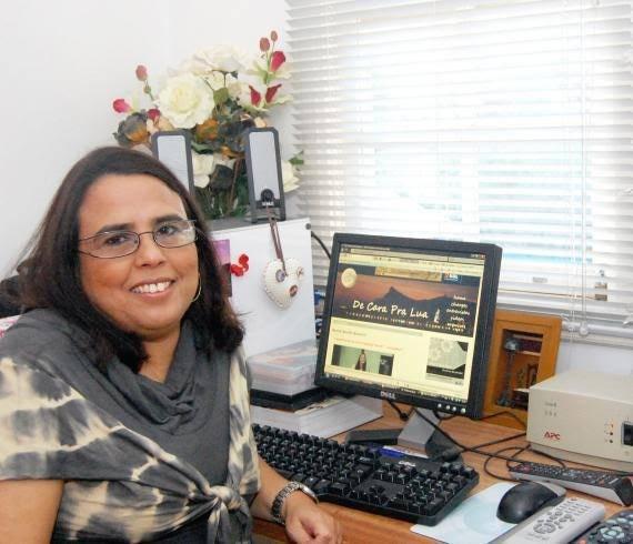 Susan Mello (Foto: Reprodução)