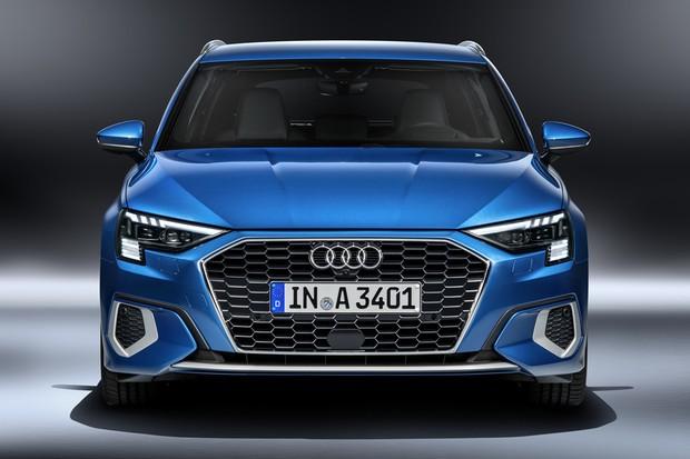 Audi A3: dianteira  (Foto:  Divulgação)