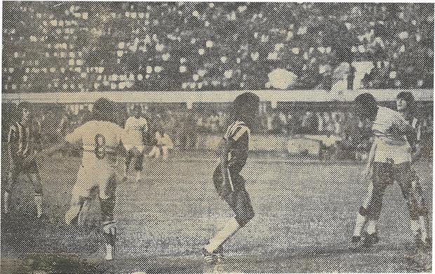 Itabaiana venceu o Botafogo em 1974 (Foto: Arquivo/Matheus Lima)