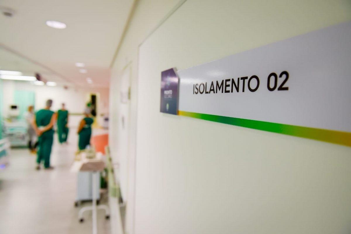 Saúde divulga mais de 500 leitos em seis hospitais para atender pacientes com Covid-19