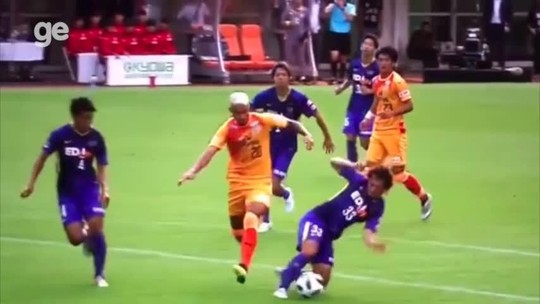 Após cirurgia no joelho, Crislan renova com o Braga e acerta ida a novo clube do Japão