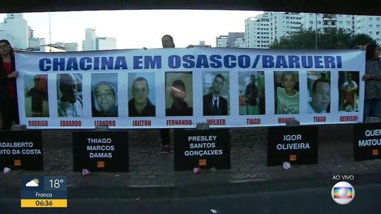 PMs e guarda-civil vão a júri acusados de matar 17 em chacina de 2015 na Grande SP