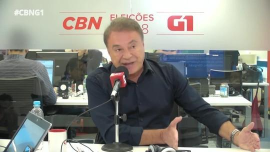 Alvaro Dias diz que voto útil é 'assinar atestado de burrice'