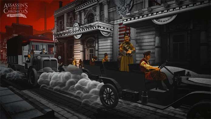 Assassins Creed Chronicles Russia fecha trilogia (Foto: Divulgação/Ubisoft)