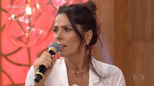 Adriane Galisteu conta que controla o que o filho, Vittorio, acessa no celular: 'Vejo toda hora'