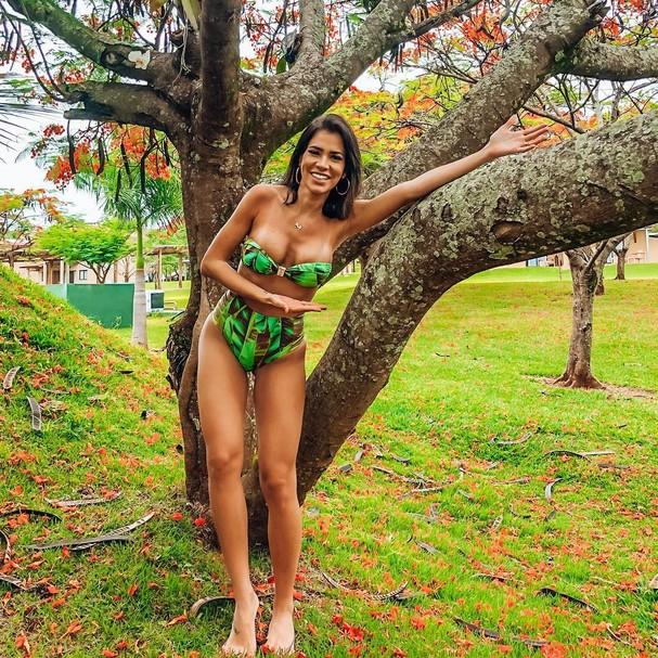 Adriana Sant'Anna (Foto: Instagram/Reprodução)