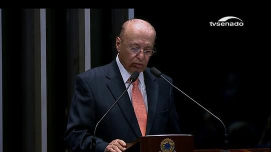 Impeachment no Senado: discurso final de Antonio Valadares (PSB-SE)