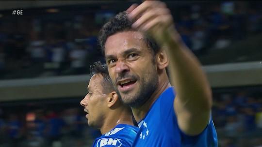O camisa 9 de Fluminense e Cruzeiro: há dez anos, Fred voltava ao futebol brasileiro