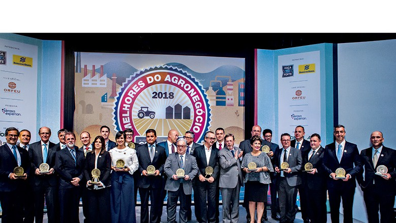 Melhores do Agro (Foto: Lincon Justo e Alexandre DiPaula/Ed. Globo)