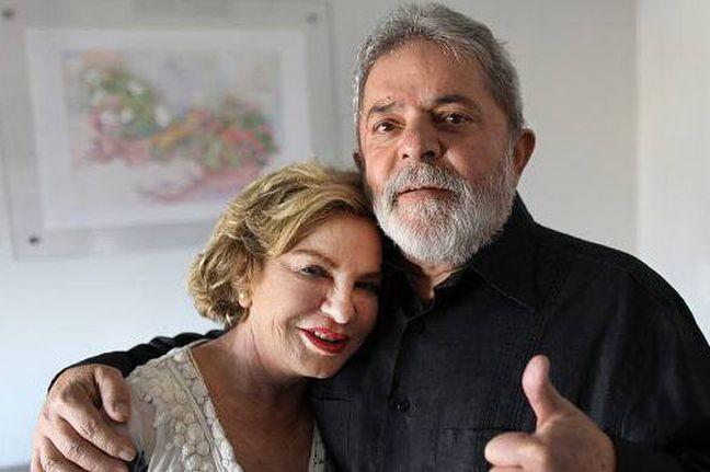 Marisa Letícia e Lula (Foto: Instituto Lula)