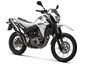Yamaha XT 660R (Foto: Divulgação)