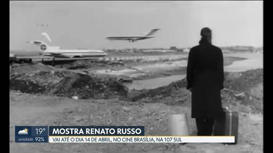 Mostra de cinema homenageia Renato Russo