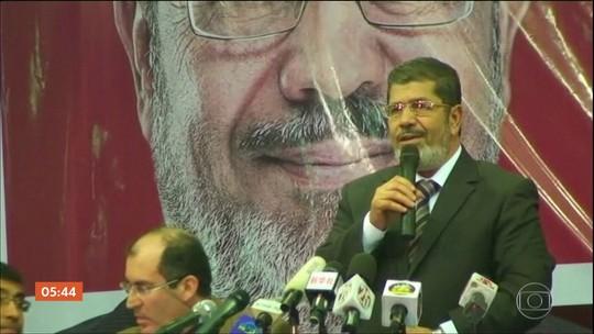ONU pede que seja investigada a morte do ex-presidente do Egito