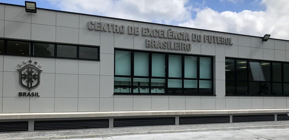 Alto nível para a Seleção: CBF inaugura Centro de Excelência na Granja Comary