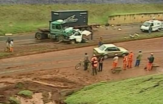 Justiça condena concessionária a pagar indenização de R$ 1,2 milhão para famílias de vítimas de acidente - Notícias - Plantão Diário