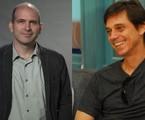 Marcos Bernstein e Ricardo Hofstetter | TV Globo