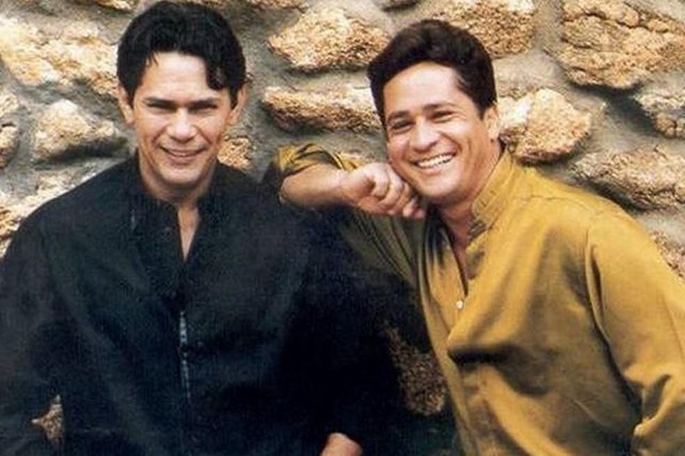 Leandro e Leonardo formaram dupla de sucesso por 15 anos Goiás — Foto: Reprodução/Instagram