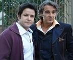 Murilo Benício e Alexandre Borges em 'Ti-ti-ti' | Globo