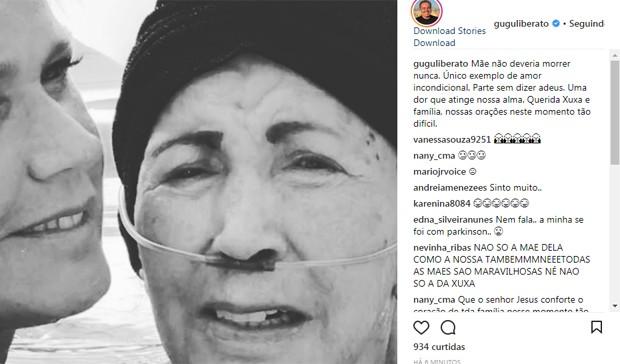Gugu Liberato (Foto: Reprodução/Instagram)