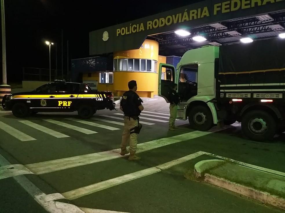 O caso foi encaminhado para a Polícia Federal em Juazeiro do Norte, interior do Ceará. — Foto: Divulgação