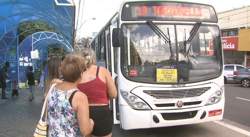 Suzantur deixou de operar em 23 de janeiro em São Carlos, após intervenção da prefeitura (Foto: Reprodução/ EPTV)