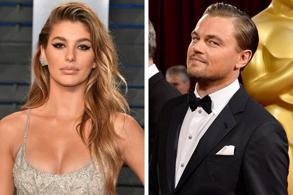 Camila Morrone e Leonardo DiCaprio (Foto: Getty Images)