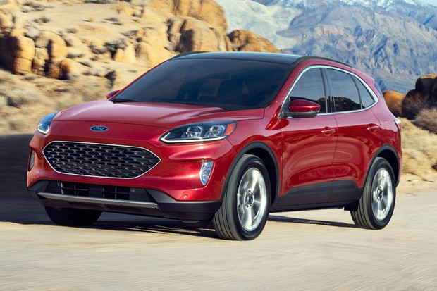 Ford Escape looks more like passenger cars (Photo: Press Release)