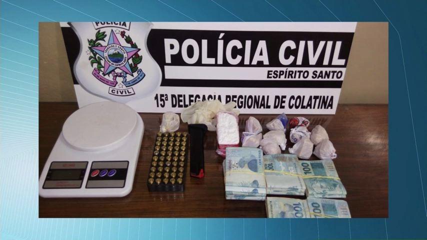 Pastores são presos por suspeita de tráfico de drogas em Colatina, ES