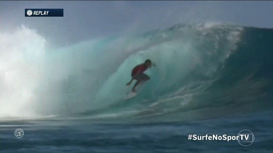 Australiano Matt Wilkinson assume a liderança do ranking do circuito mundial de surfe
