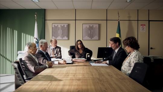 Glória Pires volta ao Fantástico na 2ª temporada de 'Segredos de Justiça'