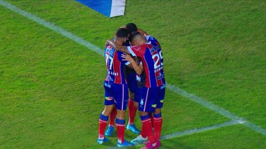 Atuações: em noite pouco inspirada, Bahia sofre contra o Ceará; Marco Antônio entra bem