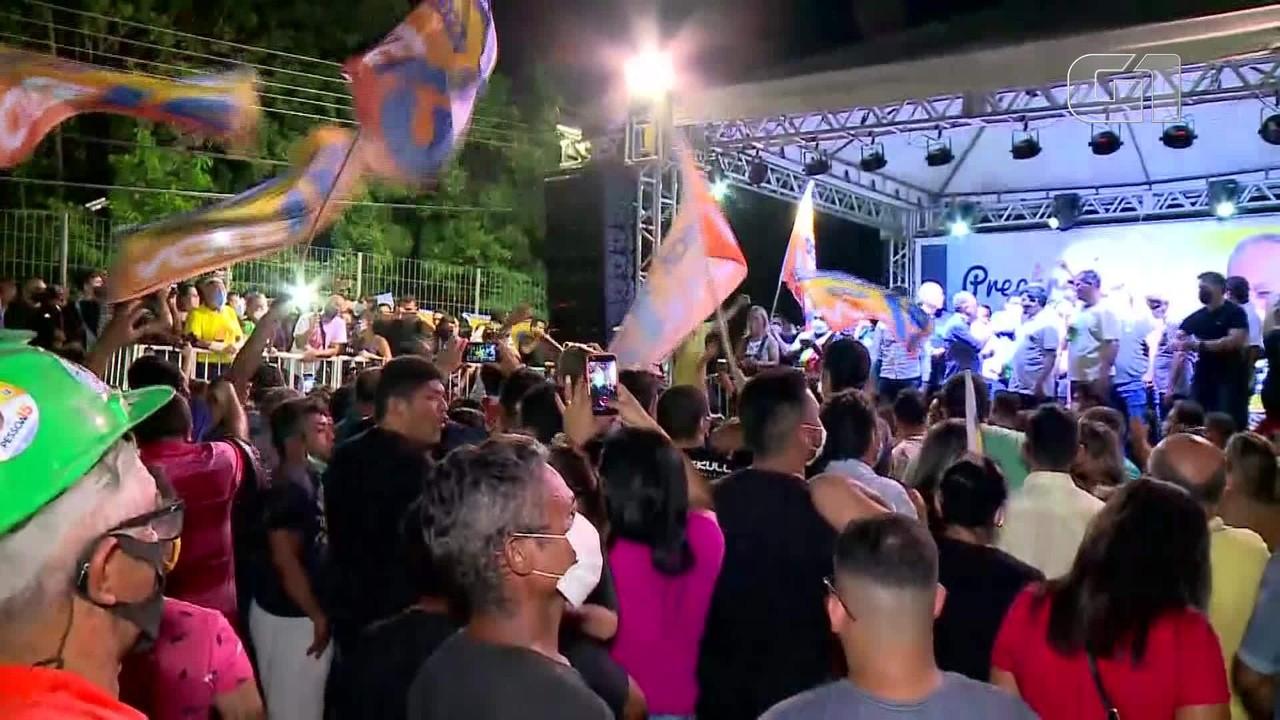 Eleição de Dr. Pessoa à Prefeitura de Teresina gera aglomeração de pessoas