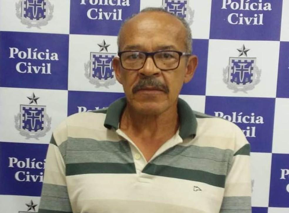 Empresário é preso em shopping suspeito de envenenar e matar a ex-mulher na Bahia (Foto: Divugação/Polícia Civil)