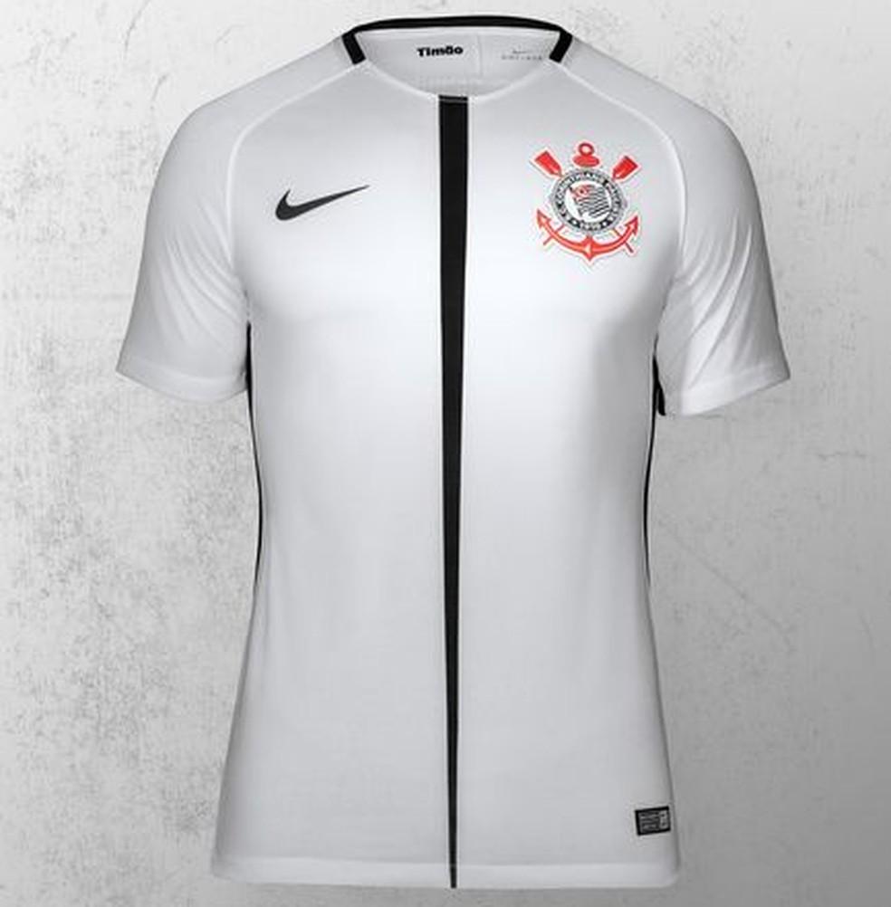 cca382828 ... Corinthians busca patrocinador master para a sua camisa — Foto   Divulgação