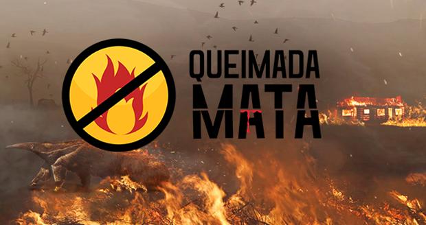 Porto Velho sofre com as queimadas