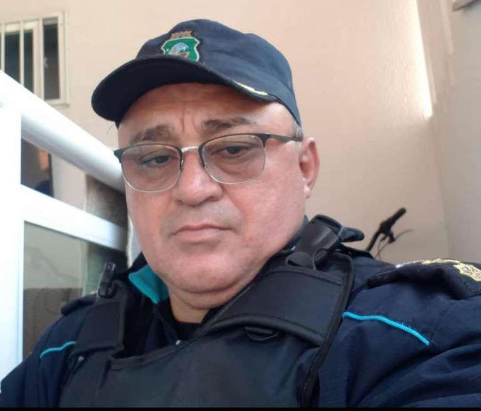 O tenente-coronel João Océlio Atanazio Alves tinha 50 anos — Foto: Arquivo pessoal