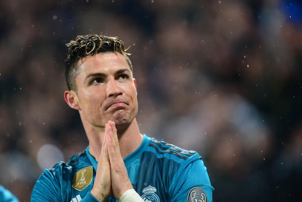 Cristiano Ronaldo não quer grande ato de despedida no Real Madrid, diz jornal (Foto: Massimo Pinca/Reuters)