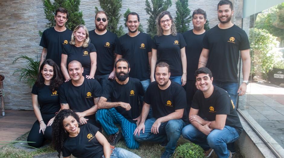 Equipe da Almoço Grátis (Foto: Divulgação)
