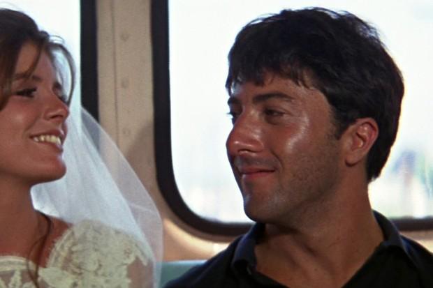"""Dustin Hoffman em ação em """"A Primeira Noite de um Homem"""" (Foto: Divulgação)"""