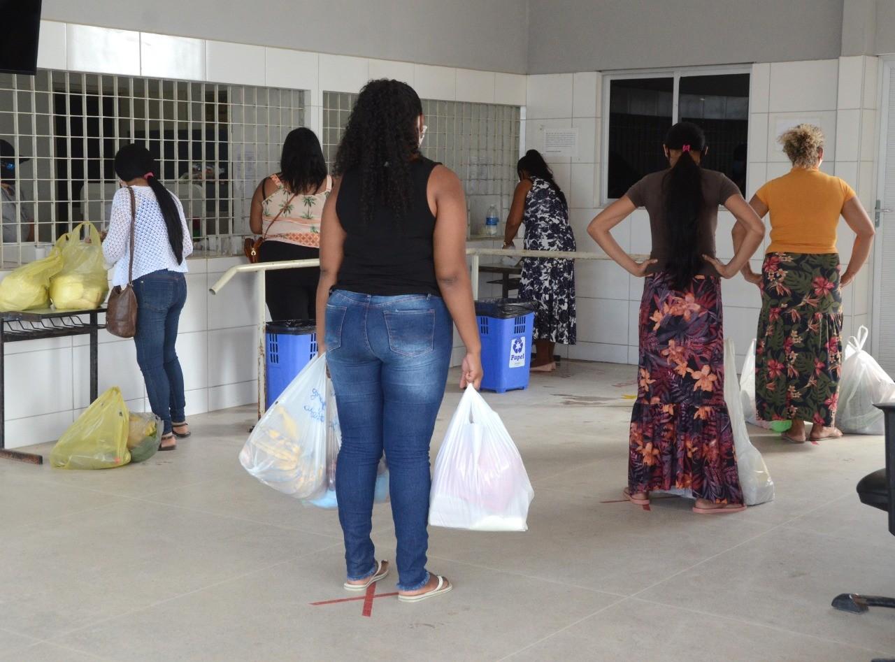Seris divulga novo cronograma para entrega de feiras no Sistema Prisional de Alagoas