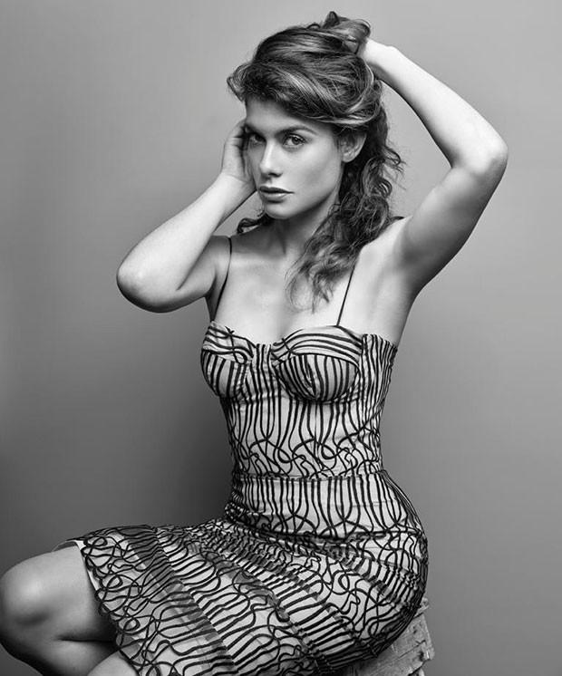 Alinne Moraes (Foto: Claudio Carpi)