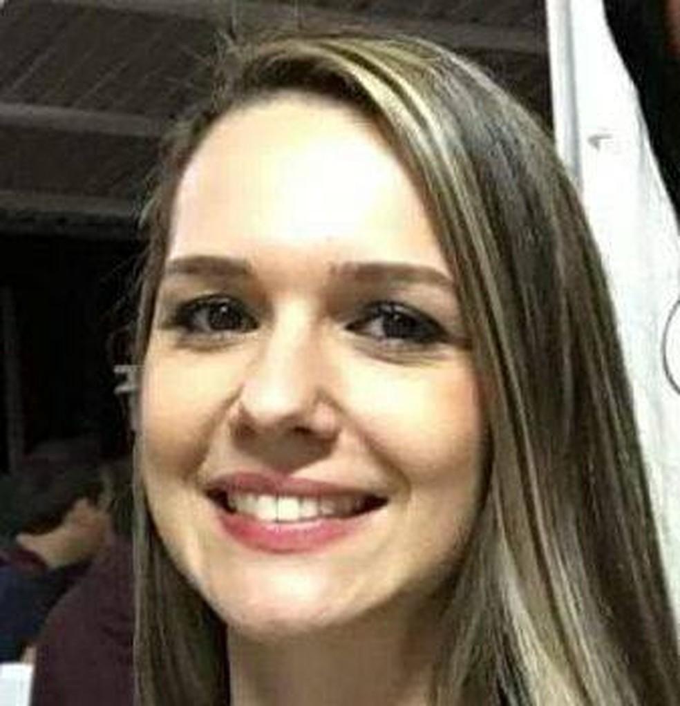 Tamara Maiochi tinha 30 anos e trabalhava como contadora em Itatiba (Foto: Reprodução Facebook)