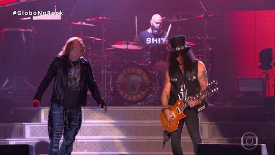 The Who, Guns N' Roses: veja resumo do 6º dia do Rock in Rio em vídeos, fotos, gifs e textos