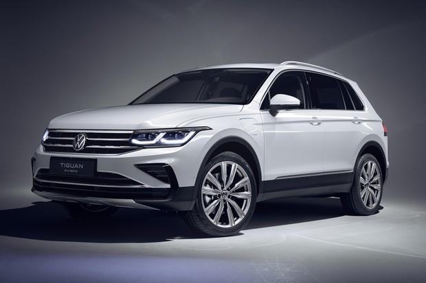 Volkswagen Tiguan Hibrido 2021 (Foto: Divulgação)
