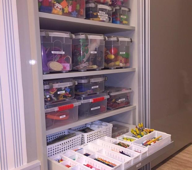 Como organizar material escolar (Foto: Divulgação)