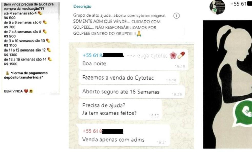 Técnico em enfermagem suspeito de venda ilegal de abortivos pela internet — Foto: Divulgação/Polícia Civil