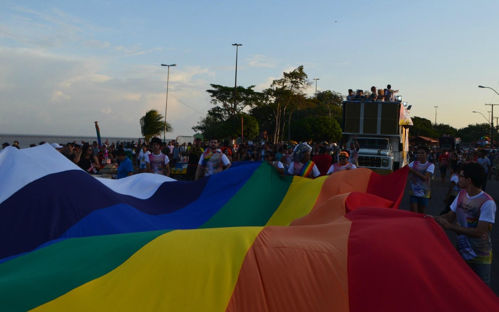 Parada do Orgulho LGBTQIA+ chega à 20ª edição em Macapá, em formato de 'live' e com 10 shows