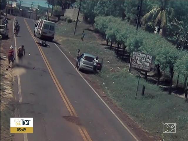Motociclista morre após ser atropelado e abandonado sem receber socorro no MA