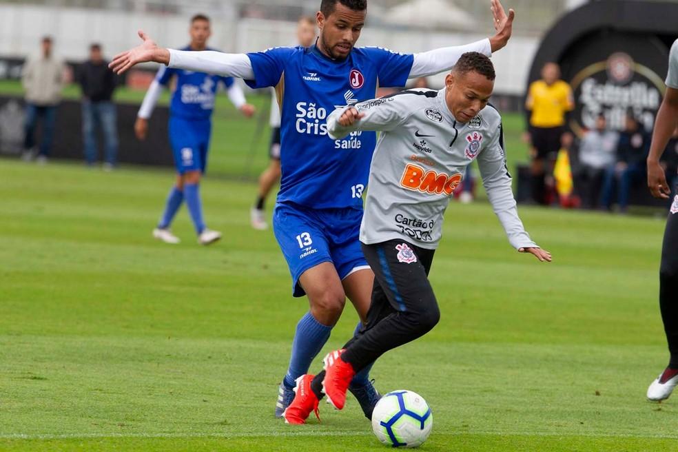 """Janderson é """"emprestado"""" e deve enfrentar Flamengo pelo sub-20"""