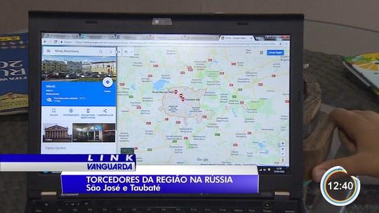 Moradores do Vale do Paraíba se preparam para assistir à Copa do Mundo na Rússia